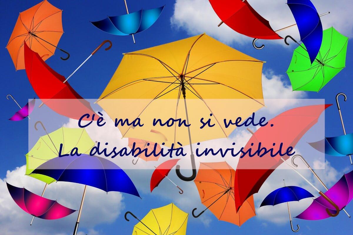 disabilità invisibile